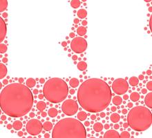 Redbubble Logo Sticker