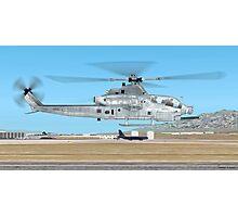 Bell AH-1Z Viper Photographic Print