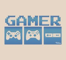 Gamer Controllers by GeekGamer