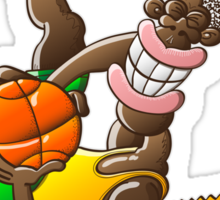 Amazing Basketball Sticker