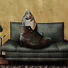 Therapy - Psychotherapeutic Sofa Sitting Hooey by Galen Valle