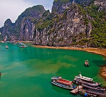 Vietnam. Halong Bay. by vadim19