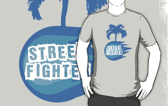 Beach Games TV Street Fighter Series by DeadBird