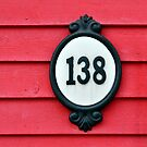 House number. by FER737NG