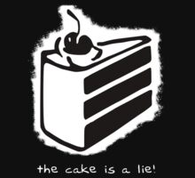 The Cake is a Lie  by Stephen Dwyer