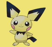 Pichu by Stephen Dwyer