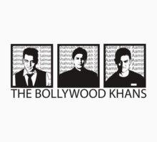 The Bollywood Khans by NikkaPotts