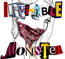 Invisible Monster by Grace Mutton