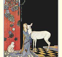 Old French Fairy Tales: Bonne-Biche by LireBooks