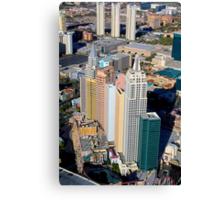 Vegas 2 Canvas Print