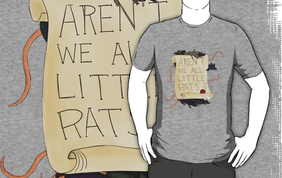 We are all rats... by SharkySyndicate