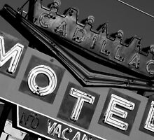 Cadillac Motel by ACImaging