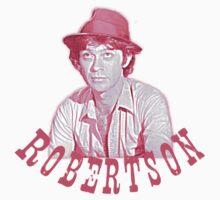 Robbie Robertson by Delfia22