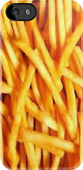 French Fries by biancababee