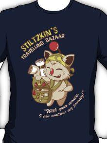 Stiltzkin's Travelling Bazaar T-Shirt