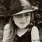 smirk girl by Sarah Ella Jonason