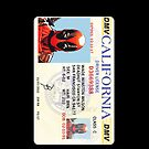 Deadpool's Driver's License by Waconer