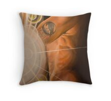 "detail , "" power greater "" Throw Pillow"