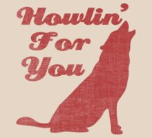 Howlin for you pink by Delfia22