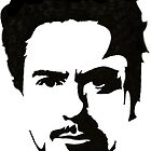 Tony Stark RDJ by klh0853
