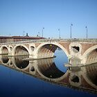 Pont Neuf, Toulouse by Shane George
