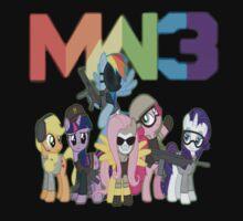 MW3 Ponies by Jacobins