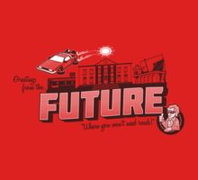 Greetings from the Future! Kids Clothes