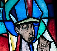 Coventry Cathedral 12 by Alan Organ
