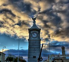 Angel of Semaphore by Mark Cooper
