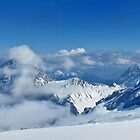 From the ZugSpitze by John Vriesekolk