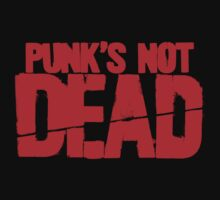 Punk's Not Dead by GeekGamer