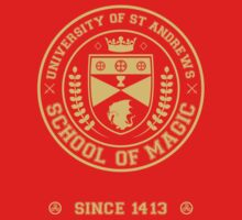University of St Andrews School of Magic ver 2.0 by Muta