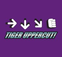 Tiger Uppercut by GeekGamer