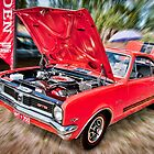 Holden HT GTS Monaro by Clintpix