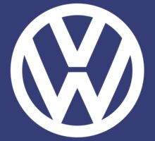 Volkswagen Logo Recreation by Kazurian