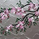 Cherry blossom ( Sakura ) by cathyjacobs
