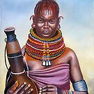 Samburu Maiden Lady by Mutan