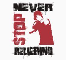 Never Stop Beliebing by RokkaRolla