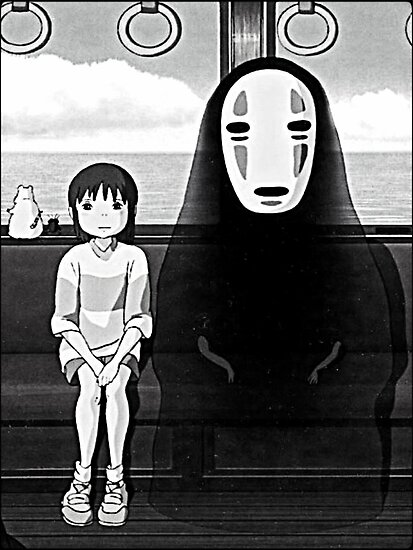 Spirited Away  by GiraffesAreCool