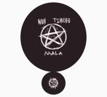 Non Timebo Mala by NRWendt