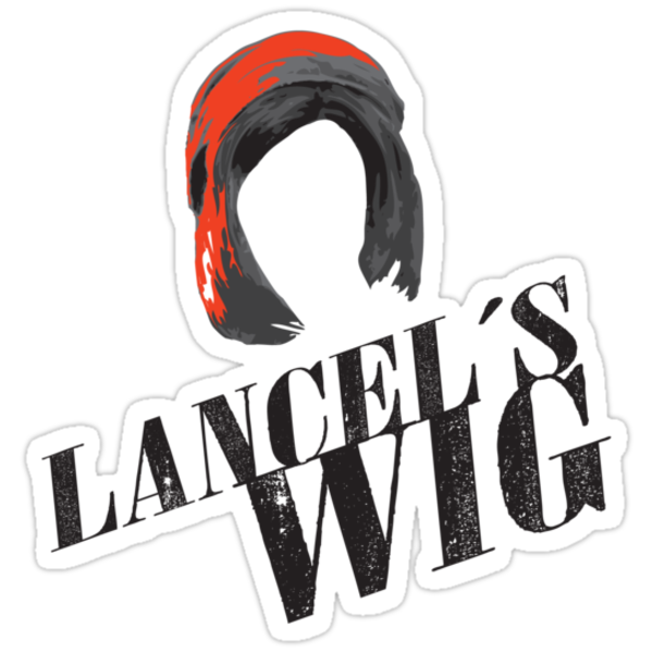 Lancel's Wig by JenSnow