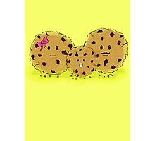 Chocolate Chip Cookie Family Photographic Print