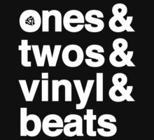 Ones & Twos by modernistdesign