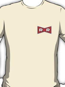 Dragon Ball Z Android 17 Red Ribbon Army T-Shirt