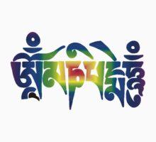 Om Mani Padme Hum - Rainbow Kids Clothes