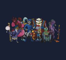 Sly Cooper Gang Extended by Swisskid