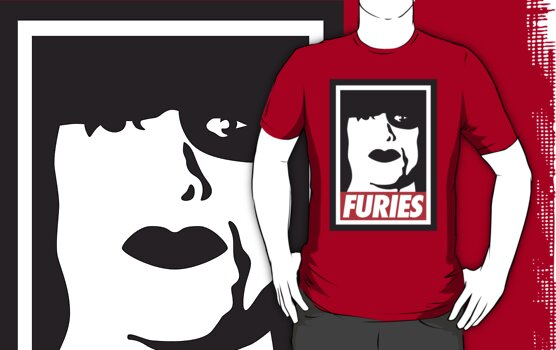 Obey Furies by monsterplanet