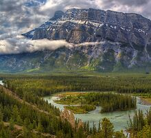 Bow Valley Green by JamesA1