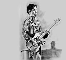 His Favorite Guitar by SamanthaKulchar