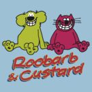 Roobarb And Custard by Buleste